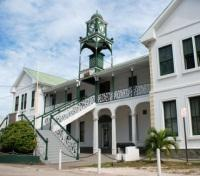Belizean Courthouse